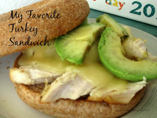 Grilled Turkey, Swiss and Avocado Sandwich