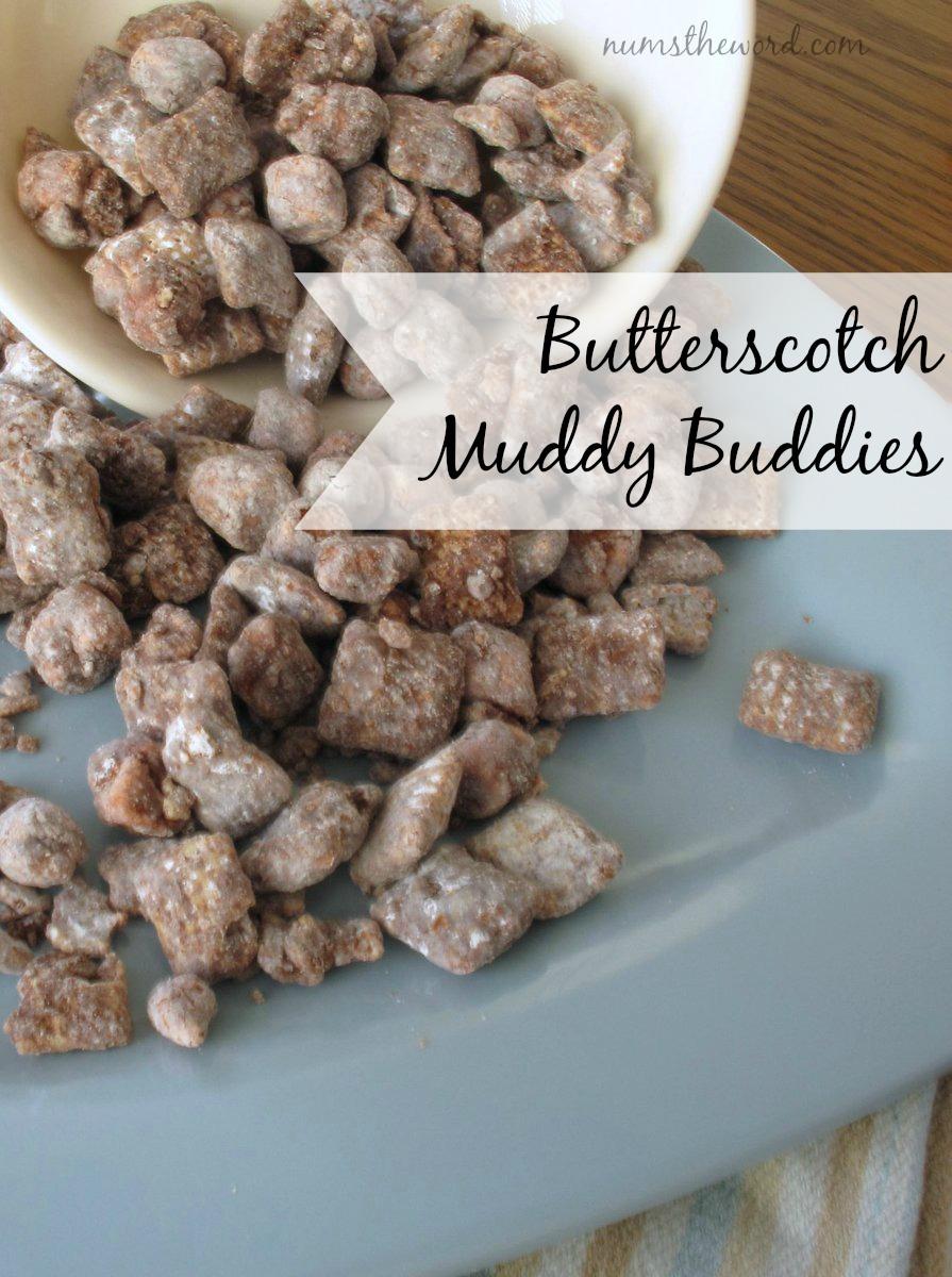 Butterscotch Muddy BUddies