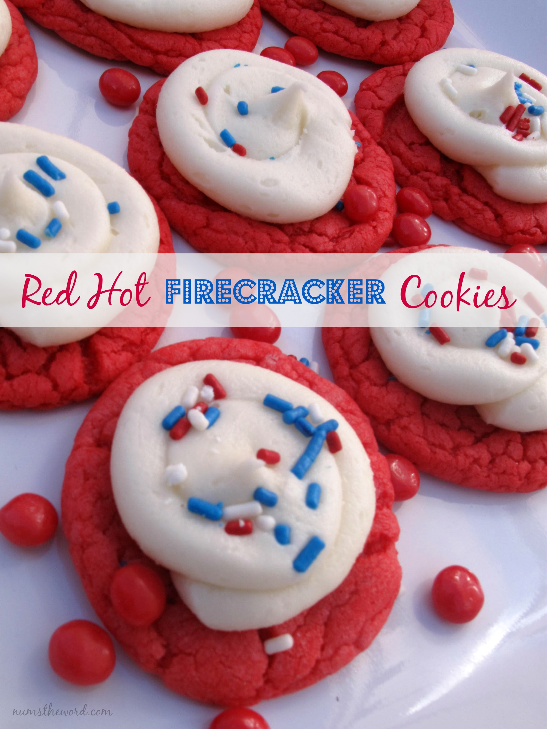 Red Hot Cookies