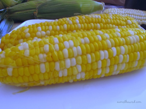 how to cook corn