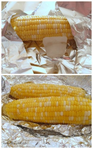 how to cook corn on grill