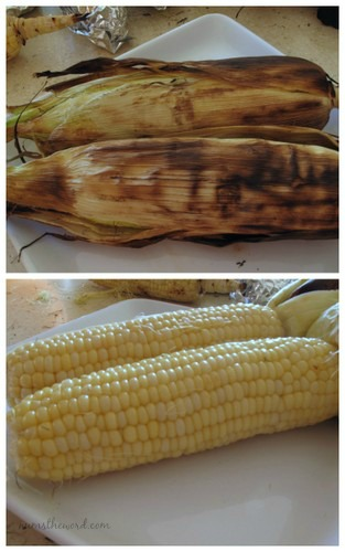 how to cook corn grill