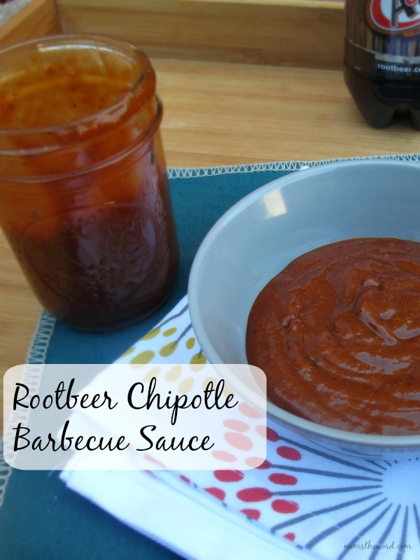 Rootbeer Chipotle Barbecue Sauce