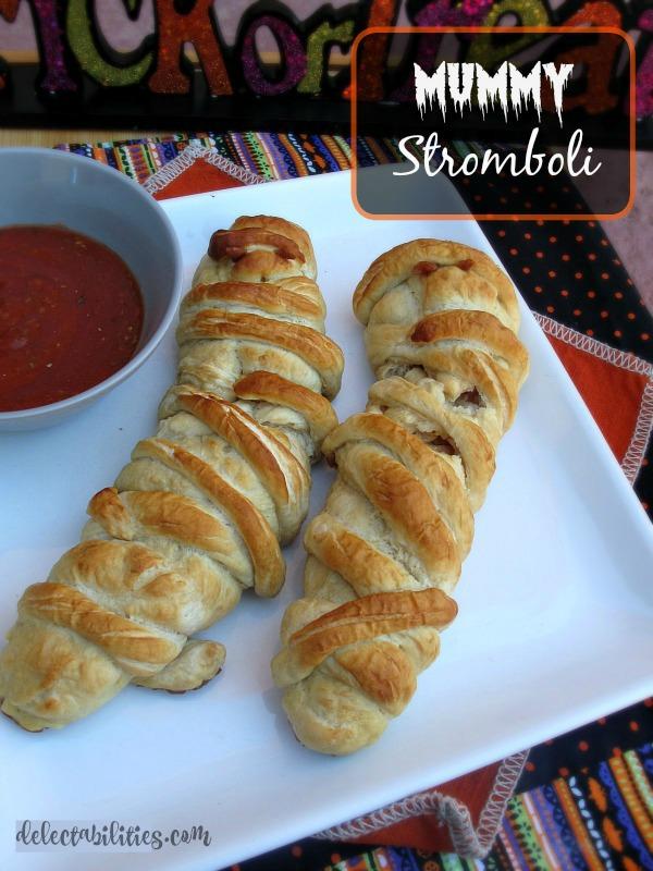 Mummy Stromboli