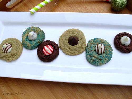 Pudding Kiss Cookies