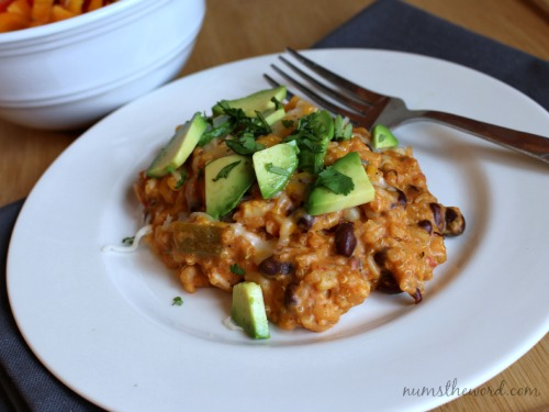 Crock Pot Enchilada Rice
