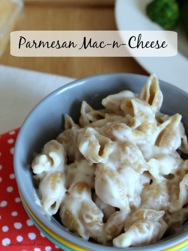 Parmesan Mac-n-Cheese
