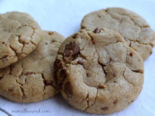 Peanut Butter Cluster Cookies